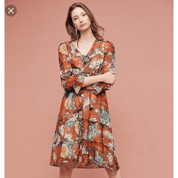 0344c6c715a0 Anthropologie Dresses & Skirts - Anthropologie Hemant Nandita Dress